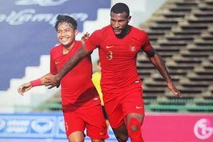 Nghi ngờ cầu thủ U.22 Indonesia 21 tuổi nhưng nhìn như… 30