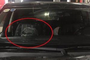 Khẩn trương điều tra hành vi ném đá vào xe ô tô chạy trên cao tốc Hạ Long - Hải Phòng