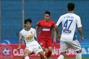 Vòng 1 V-League 2019: HAGL chờ Tuấn Anh, Hà Nội FC tìm chiến thắng đầu tay