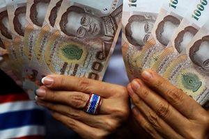 Đồng bath Thái tăng giá quá nhanh đe dọa tác động xấu đến nền kinh tế