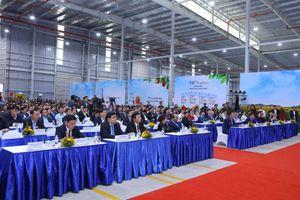 Thủ tướng Nguyễn Xuân Phúc dự lễ khánh thành nhà máy nước tinh khiết lớn nhất khu vực miền Trung