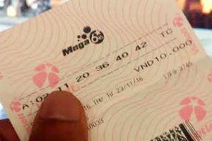 Xổ số Vietlott: 19 người 'hụt' Jackpot hơn 14 tỷ đồng ngày hôm qua