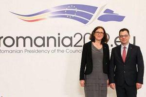 EU ưu tiên thúc đẩy thương mại tự do trong khuôn khổ WTO