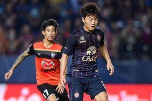 Xuân Trường cầm chắc suất đá chính ở trận mở màn Thai League