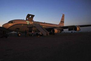 Quân đội Hoa Kỳ hoạt động trinh sát trong không phận Nga