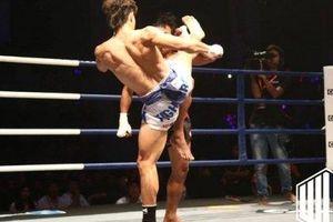 'Độc cô cầu bại' Duy Nhất giành chiến thắng KO tại sàn đấu khắc nghiệt nhất thế giới