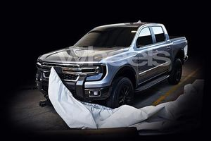 Ford Ranger thế hệ mới lộ thiết kế 'chất'