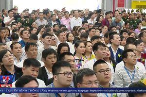 Thủ tướng dự lễ Khánh thành Nhà máy nước giải khát tại Nghệ An