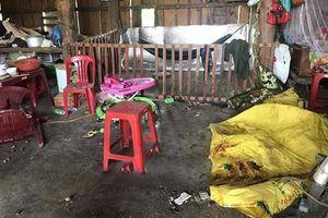 Đắk Lắk: Nổ lớn làm một gia đình bị thương nặng