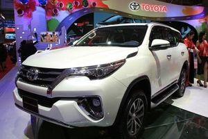 Toyota Fortuner 2019 sẽ được chuyển sang lắp ráp nội địa, giá xe giảm nhiều