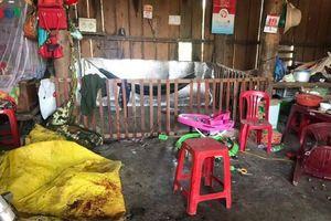 Đắk Lắk: Nổ lớn bất thường khiến 4 người nhập viện