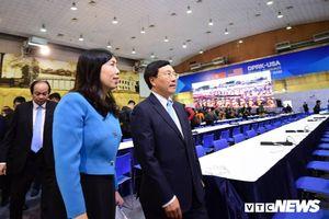 Trung tâm báo chí quốc tế sẵn sàng phục vụ hơn 3.000 phóng viên dự hội nghị Mỹ - Triều