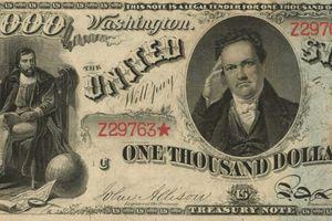 Rao bán tờ đô la Mỹ cổ từ thế kỉ XIX giá gần 190 tỷ đồng