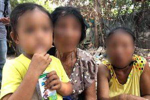 Vụ cha bị đâm chết vì nhầm bắt cóc con: Cháu cụ bà bán vé số đang mang thai vẫn liều mình lấy thân che chở cho nạn nhân