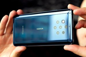 Chi tiết Nokia 9 PureView - camera 'tổ ong', giá 699 USD