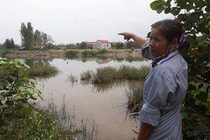Phó Chủ tịch cứu 2 em nhỏ đuối nước: Ba lần lặn