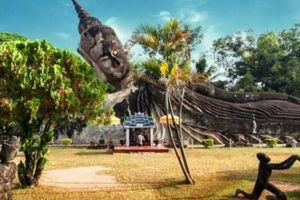 Với những biểu tượng này, Viêng-chăn đang là một trong những điểm đến hot nhất Đông Nam Á