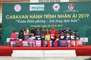 Doanh nghiệp Thủ đô đồng hành cùng quân và dân biên giới Lạng Sơn