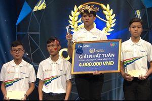Hotboy xứ Nghệ lập kỉ lục phần thi Khởi động Đường lên đỉnh Olympia
