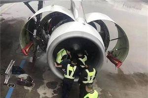 Ném đồng xu vào động cơ máy bay để cầu may, nam hành khách Trung Quốc nhận kết đắng