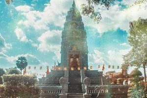 Sóc Trăng: Những ngôi chùa có kiến trúc độc đáo, lạ lùng