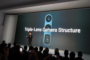 Oppo giới thiệu smartphone có camera siêu zoom 10x, máy ảnh chính 48 MP