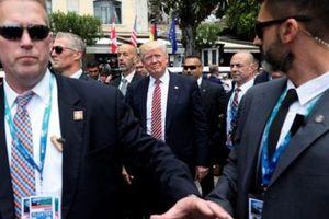 Thượng đỉnh Mỹ-Triều: Vành đai bảo vệ an ninh tuyệt đối cho Tổng thống Trump