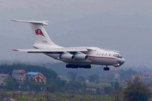 Khám phá Il-76 - 'ngựa thổ' bền bỉ của Triều Tiên