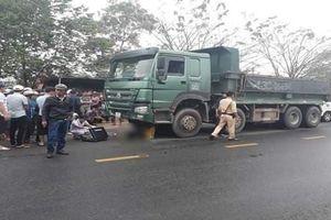 Đà Nẵng: Nam chiến sĩ công an tử vong dưới gầm xe tải