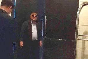 Đoàn tháp tùng Chủ tịch Kim Jong-un đã tới khách sạn Melia, an ninh thắt chặt