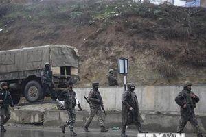 Ấn Độ triển khai thêm 100 đại đội bán quân sự đến Jammu và Kashmir
