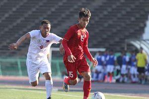15h30, sân Olympic, U22 Việt Nam - U22 Indonesia: Chung kết thẳng tiến?