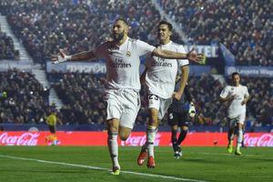 Thắng nhọc nhờ VAR, Real Madrid sẵn sàng cho trận Siêu kinh điển
