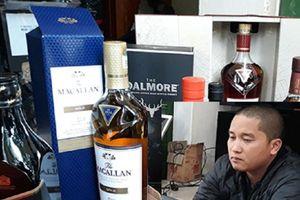 Quảng Ninh: Tạm giữ người đàn ông vận chuyển hơn 1000 chai rượu không rõ nguồn gốc