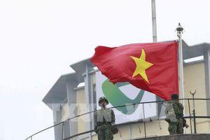 Việt Nam - Cầu nối cho một tiến trình hòa bình lịch sử