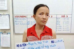 TP.HCM: Bắt người phụ nữ đánh thuốc mê để trộm tài sản ở bến xe Miền Đông