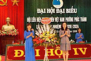 Đại hội Đại biểu hội liên hiệp thanh niên phường Phúc Thành lần thứ IV