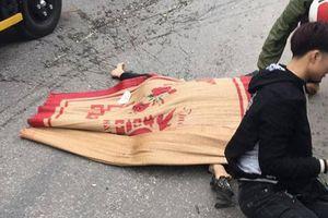 Nữ sinh viên bị xe bồn cán qua người khi lên Hà Nội đi học