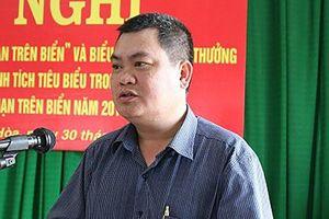 Một Phó Chủ tịch UBND TP Tuy Hòa bị kỷ luật đảng cảnh cáo
