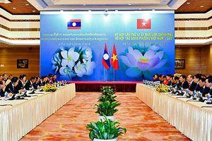 Củng cố mối quan hệ đặc biệt Việt Nam – Lào