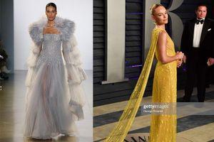 Trang phục Công Trí trên thảm đỏ Oscar 2019