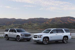 'Khủng long Mỹ' Chevrolet Tahoe 2019 giá từ 49.000 USD