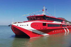 Tàu cao tốc Vũng Tàu- Côn Đảo: Nỗi lo khi tàu chết máy... giữa biển