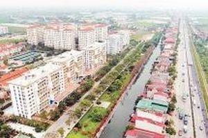 Huyện Gia Lâm tích cực hoàn thiện các tiêu chí lên quận