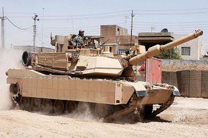 Nga tung vũ khí vô hiệu APS trên xe tăng M1A2 của Mỹ