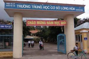 Sở GD&ĐT An Giang thông tin chính thức vụ giáo viên bị tố đánh HS vẹo cột sống