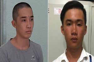 Hai tên cướp giật trét bùn vào biển số xe máy vẫn bị camera an ninh phát hiện