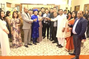 Buổi gặp mặt đầu Xuân Kỷ Hợi tại Bangladesh