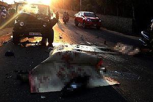 Va chạm với xe Jeep, 2 người tử vong