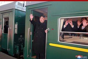 Đoàn tàu chở ông Kim Jong Un 'không dừng ở Bắc Kinh'